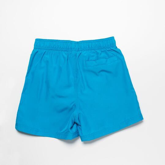PUMA Bañador Corto Azul Niño (10-16)