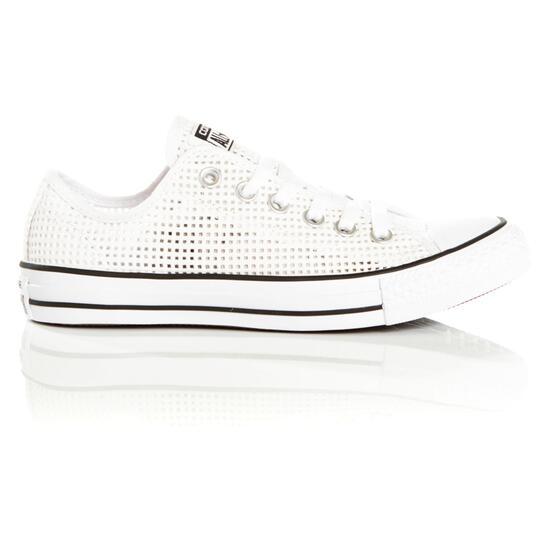 converse zapatillas mujer blancas