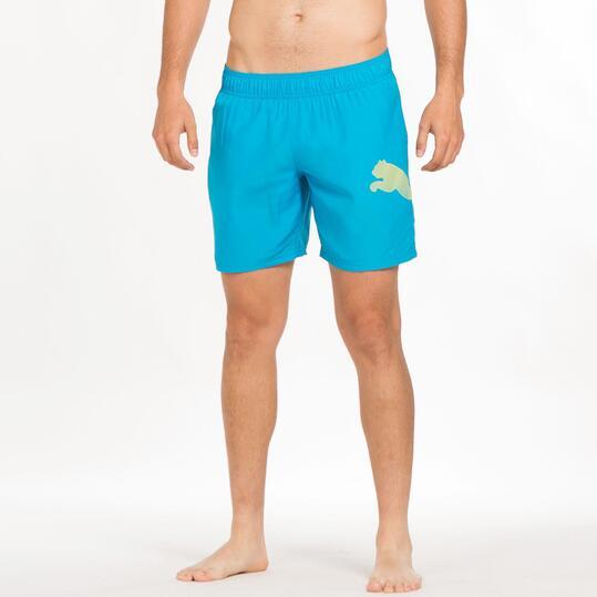 PUMA ACTIVE Bañador Azul Hombre