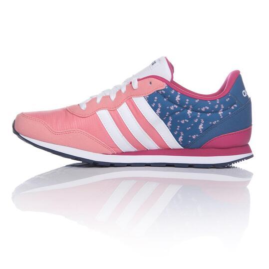 ADIDAS JOG Sneakers Casual Rosa Mujer