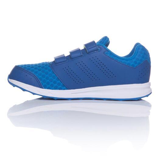 ADIDAS IK SPORT Zapatillas Running Azul Amarillo Niño
