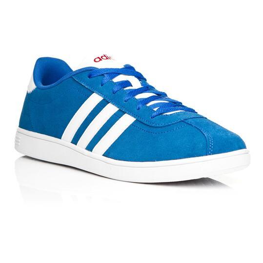 ADIDAS VLCOURT Zapatillas Casual Azul Hombre