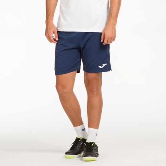 JOMA MASTER Pantalón Tenis Azul