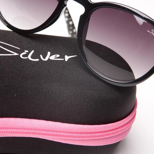 Gafas Sol SILVER Negro Mujer