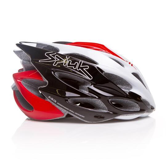 SPIUK NEXION Casco Bicicleta Rojo