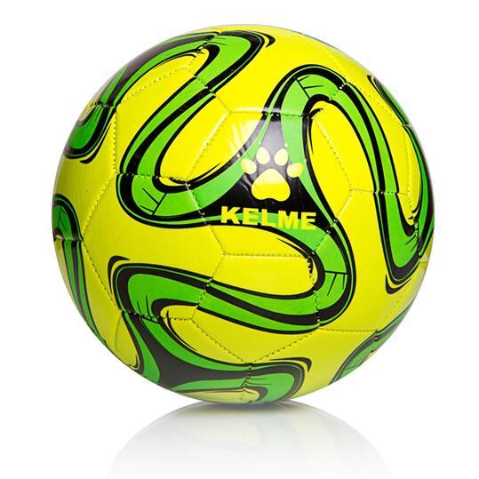 KELME Balón Fútbol Amarillo