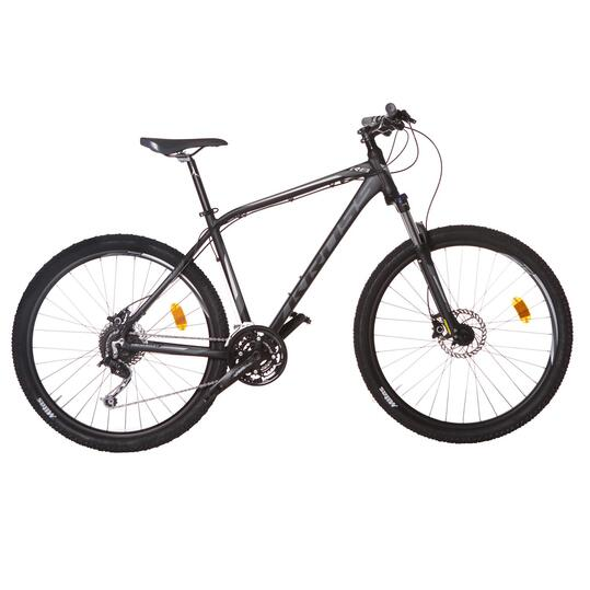 KROSS HEXAGON R8 Bicicleta Montaña Negro Gris