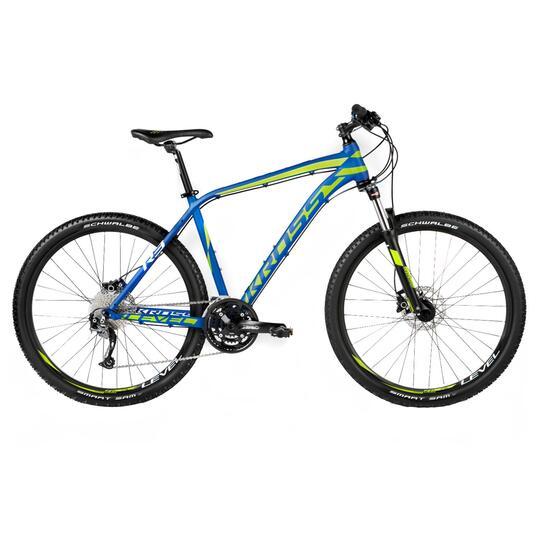 KROSS LEVEL R3 Bicicleta Montaña Azul Lima