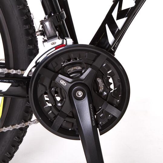 KROSS LEVEL B4 Bicicleta Montaña Negro Plata