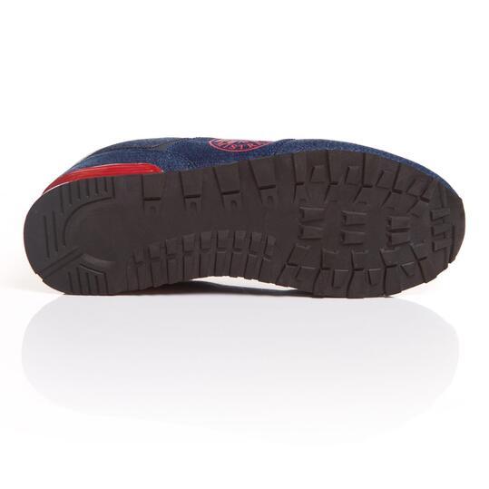 MISTRAL Sneakers Marino Rojo Hombre