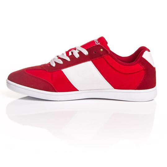 MISTRAL Zapatillas Casual Rojo Hombre