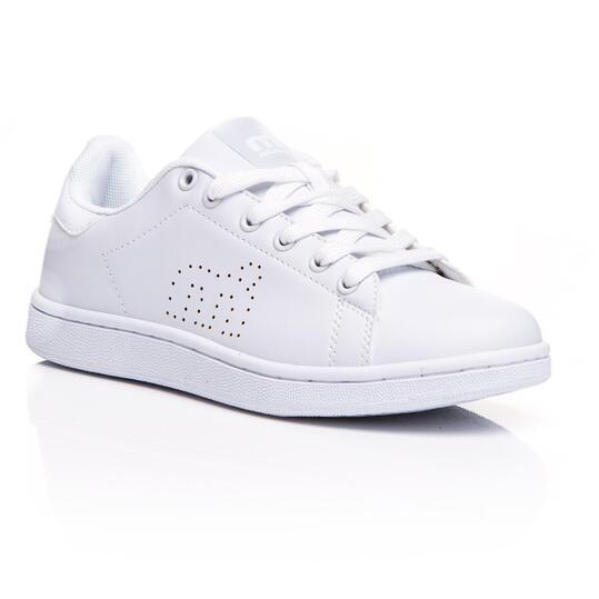 MISTRAL Zapatillas Casual Blancas Mujer