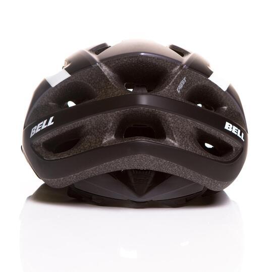 Casco Bicicleta BELL CREST Negro Gris