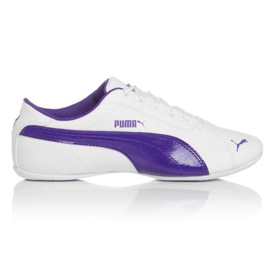 PUMA JANINE Sneakers Blancas Niña (36-39)