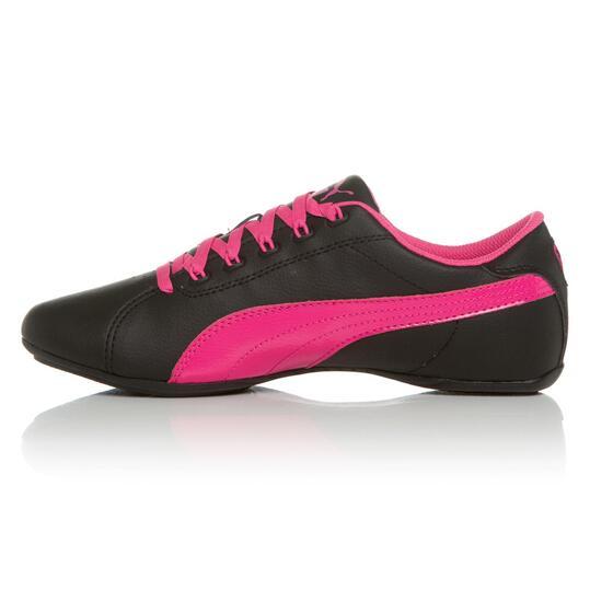PUMA JANINE Sneakers Negras Niña (36-39)