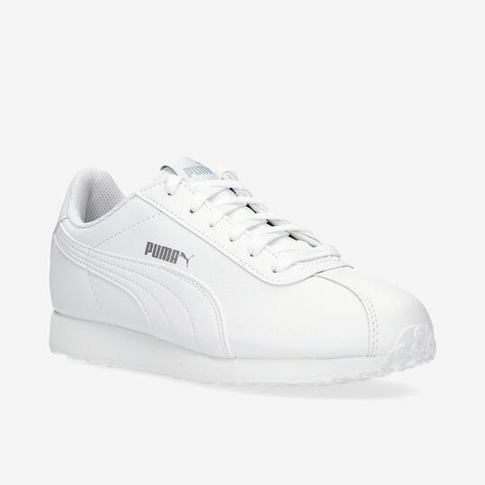 Zapatillas Casual PUMA Blancas Niña (36-39)