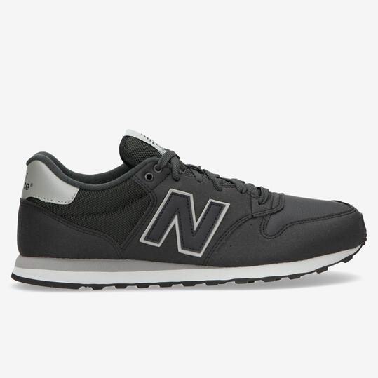 NEW BALANCE Sneakers Casual Grises Hombre