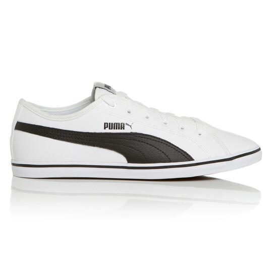 Zapatillas Puma Elsu Blancas Niño (36-39)