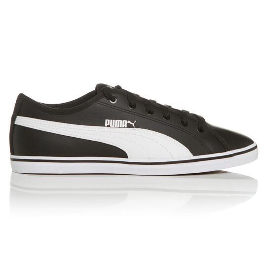 zapatillas negras niño puma