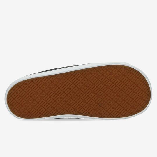 PUMA ELSUS Zapatillas Casual Blancas Velcro Niño (20-27)