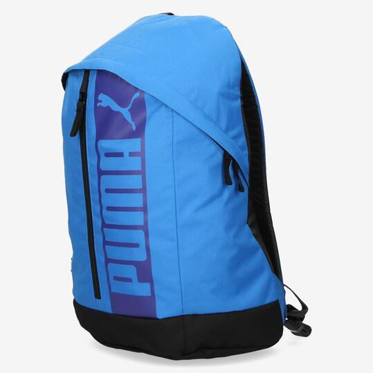PUMA PIONEER Mochila Escolar Azul