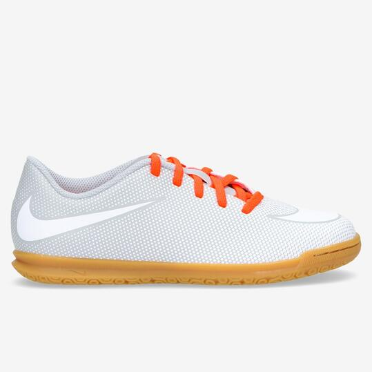 cheap for discount e6fb2 9d3e5 Nike Bravata Ii Botas Fútbol Sala Niño - GRIS | Sprinter