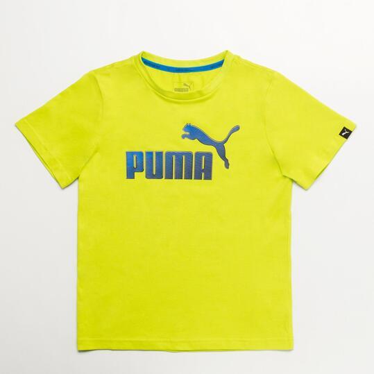 PUMA HERO Camiseta Lima Niño (8-16)