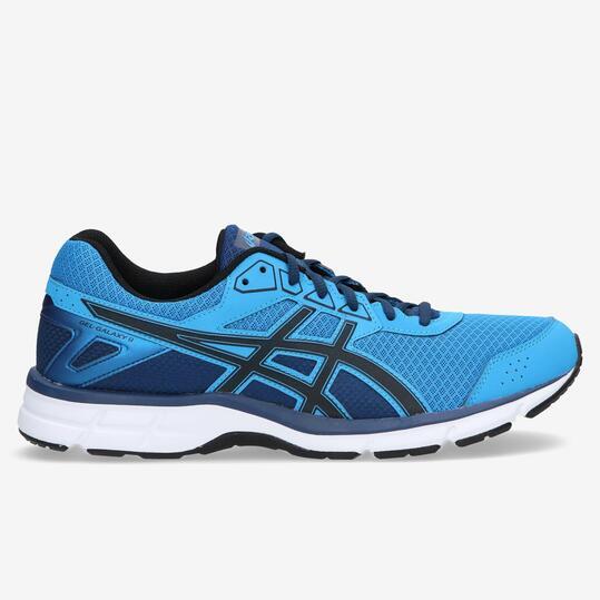 ASICS GEL GALAXY 9 Zapatillas Running Azul Hombre