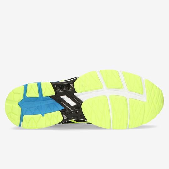 ASICS GT 1000 5 Zapatillas Running Negro Hombre