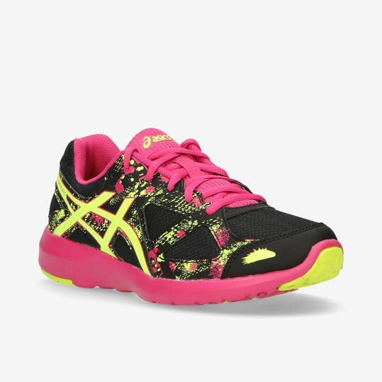 ASICS GEL LIGHTPLAY Zapatillas Running Negro Niña (36-40)