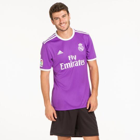 ADIDAS REAL MADRID Camiseta 2ª Equipación