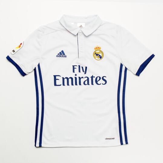 ADIDAS REAL MADRID Equipación Fútbol Niño (8-14)