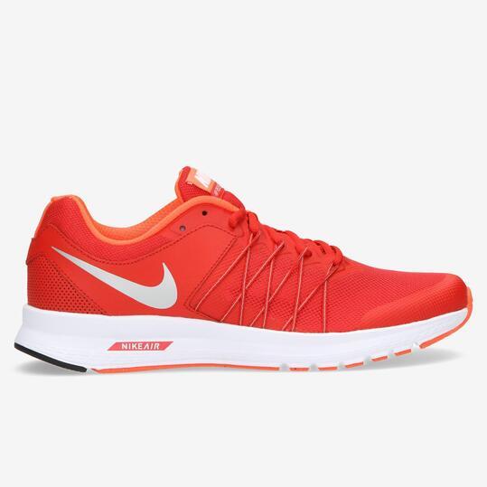 NIKE AIR RELENTLESS 6 Zapatillas Running Rojo Hombre