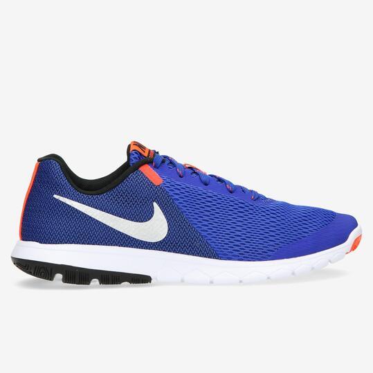 NIKE FLEX EXPERIENCE Zapatillas Running Azul Hombre