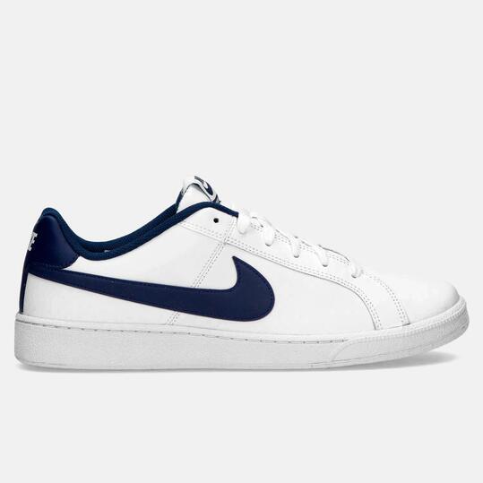Zapatillas Nike Court Casual Blancas Hombre