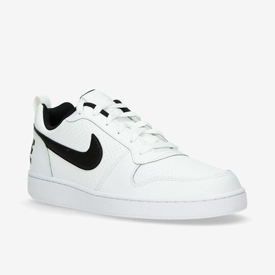 NIKE RECREATION LOW Zapatillas Casual Blancas Hombre
