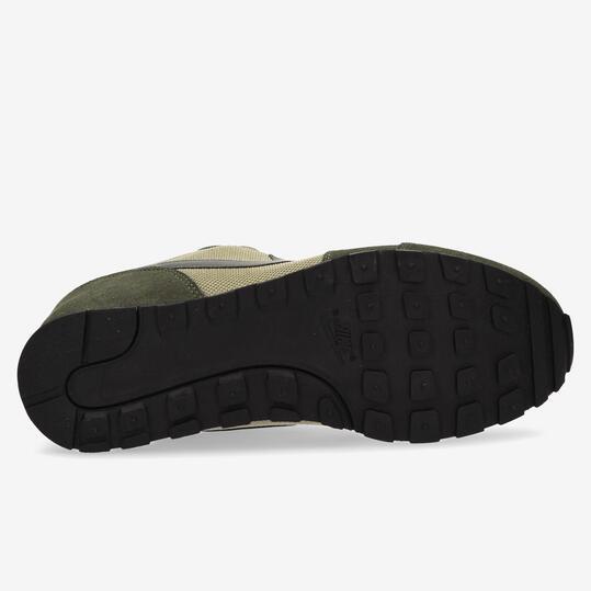 NIKE RUNNER 2 Sneakers Verde Kaki Hombre