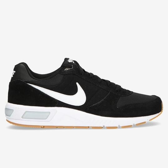 Nike Nightgazer Zapatillas Deportivas Negras Hombre Al Mejor Precio ...