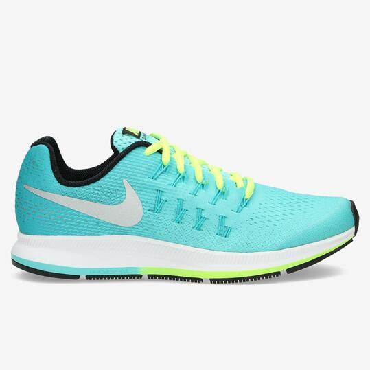 Nike Air Pegasus turquesa