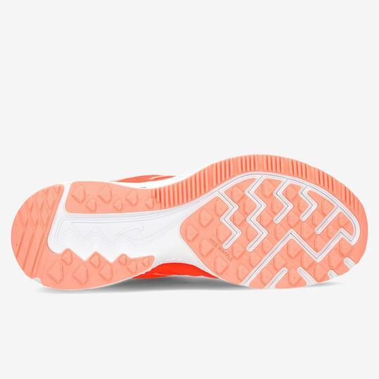 NIKE WINFLO 3 Zapatillas Running Naranja Mujer