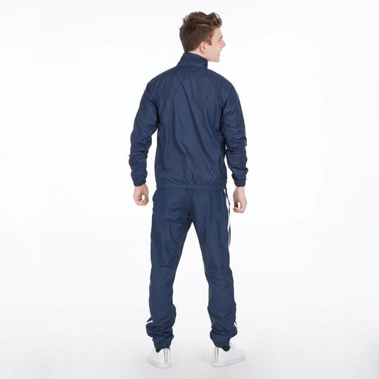 NIKE Chándal Microfibra Azul Marino Hombre