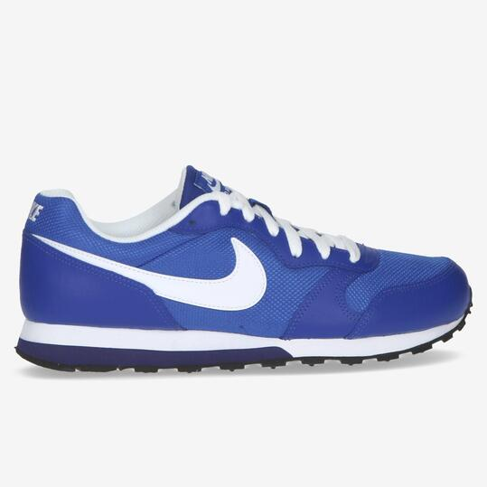 NIKE RUNNER Sneakers Azul Niño (36,5-39)