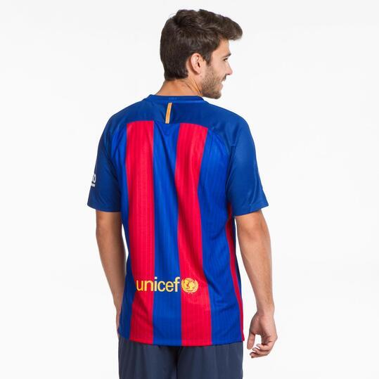 NIKE BARÇA STADIUM Camiseta 1ªEquipación Hombre