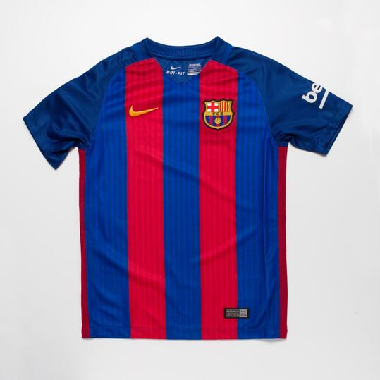 NIKE BARÇA STADIUM Camiseta 1ªEquipación Niño (10-16)