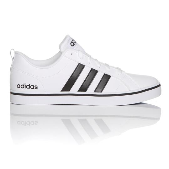 zapatillas adidas blacas
