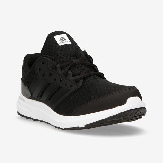 zapatillas adidas running negras