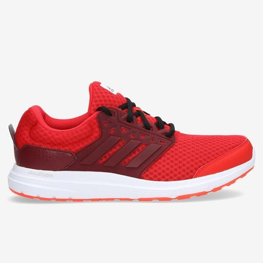 zapatillas de adidas rojas