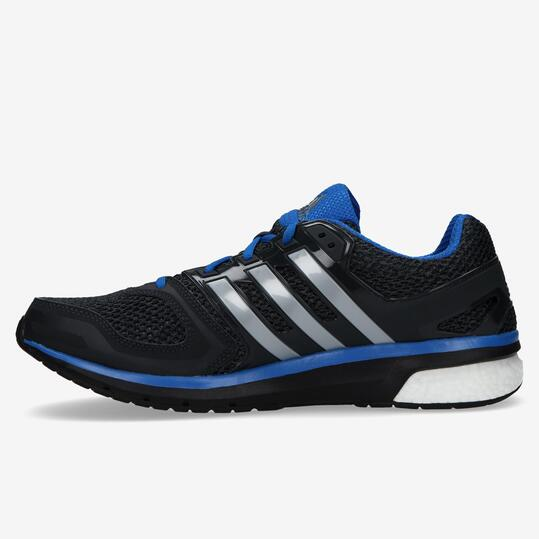 ADIDAS QUESTAR BOOST Zapatillas Running Negras Hombre