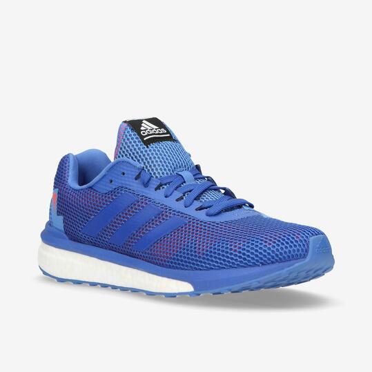 ADIDAS VENGEFUL BOOST Zapatillas Running Azul Hombre