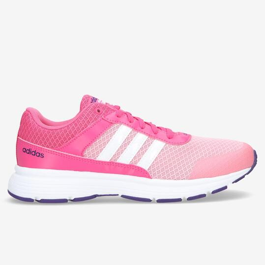 zapatillas running adidas rosa